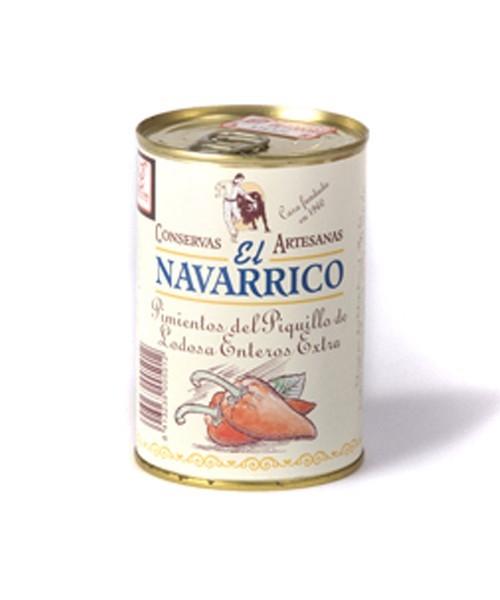 NAVARRICO PIMIENTO PIQUILLO 1/2Kg LATA