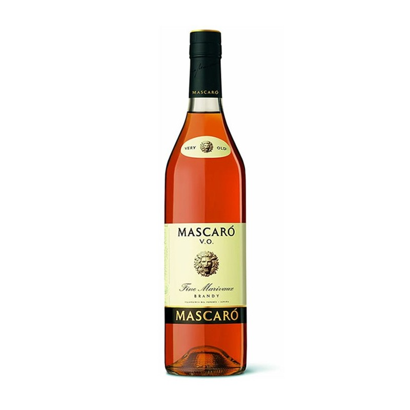 MASCARO V.O. F.MARIVAUX BRANDY 0.7Lx6b