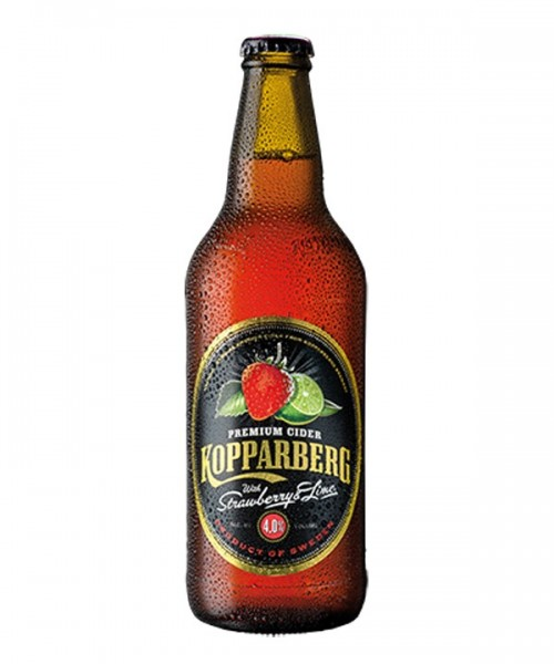 KOPPARBERG STRAWBERRY-LIME 0.5Lx15b