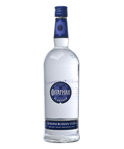 FLAGSHIP VODKA 0,7L