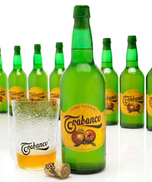 TRABANCO SIDRA NATURAL 70cl
