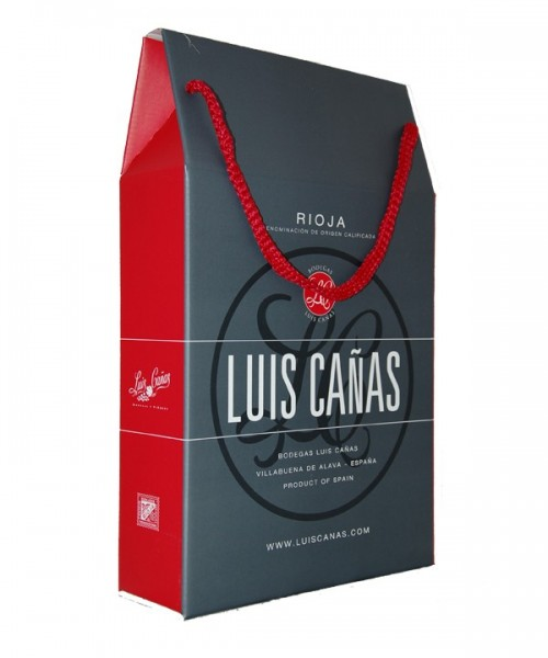 LUIS CAÑAS Basic Box 3 Bottles
