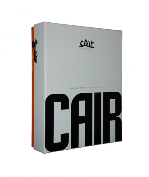 CAIR Paperboard Box 3 Bottles
