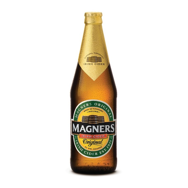 MAGNERS IRISH CIDER 0.568Lx12b