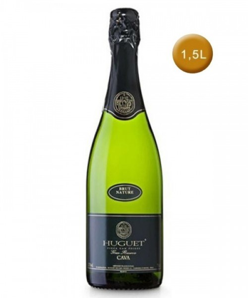 HUGUET CAN FEIXES G.RVA BRUT NATURE MAGNUM