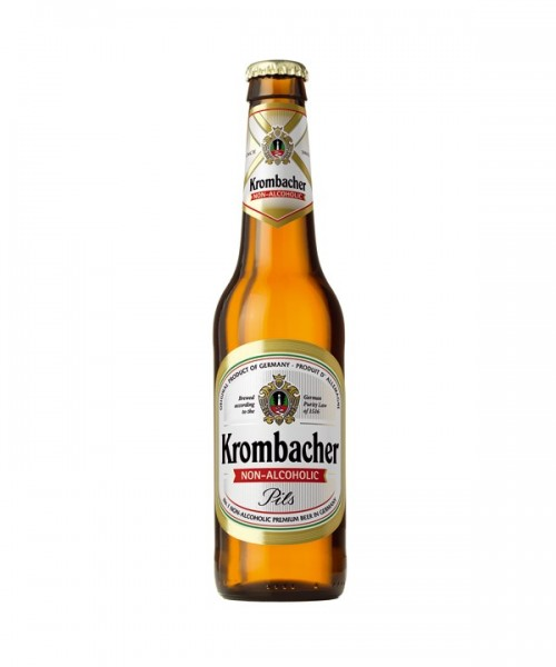 KROMBACHER PILS S.ALCOHOL 1/3x24b