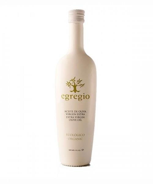 EGREGIO Organic Extra Virgin Olive Oil 0.5L