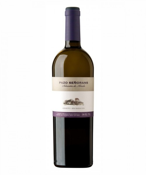 PAZO SEÑORANS WHITE Harvest Selection 3/4