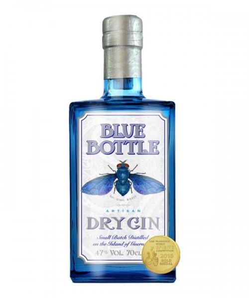BLUE BOTTLE ARTISAN DRY GIN 0.7L