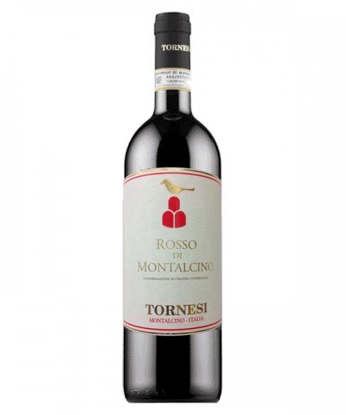 TORNESI ROSSO MONTALCINO DOC 3/4x6b