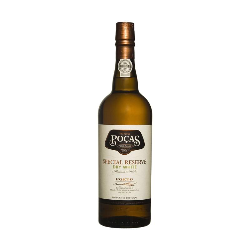 POÇAS WHITE DRY RESERVE 3/4x6b