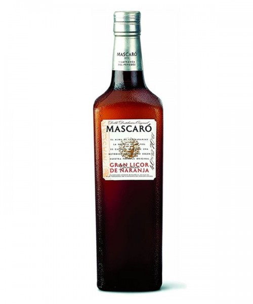 MASCARO GRAN ORANGE LIQUEUR 0.7L