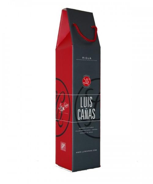 LUIS CAÑAS Basic Box 1 Bottle
