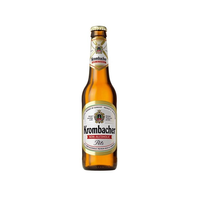 KROMBACHER PILS S.ALCOHOL 1/3x24b