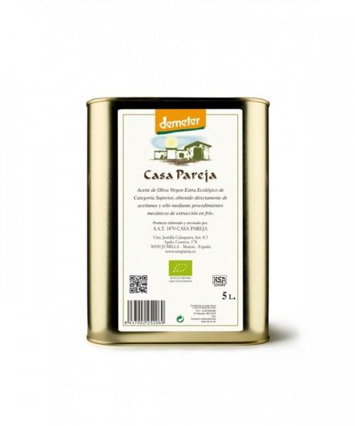 CASA PAREJA Extra Virgin Olive Oil ECO 5L