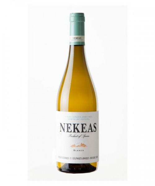 NEKEAS VIURA-CHARDONNAY WHITE 3/4