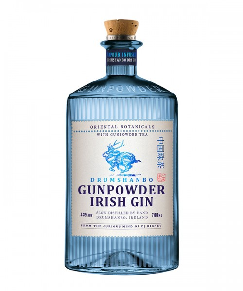 GUNPOWDER ARTISAN IRISH GIN 0.7Lx6b