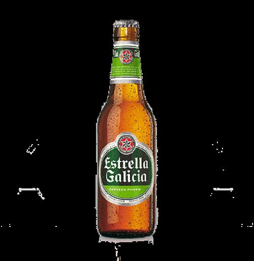 ESTRELLA GALICIA PILSEN 4,7% 33clx24b