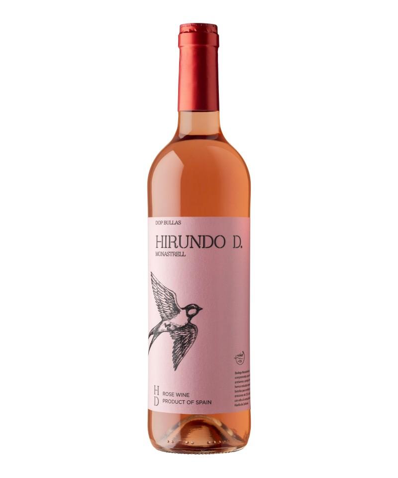 HIRUNDO D ROSADO 2018