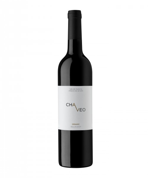 CHAVEO MONASTRELL RED CRIANZA 3/4