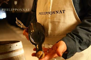 Philipponnat, la gran masion tradicional de Champagne